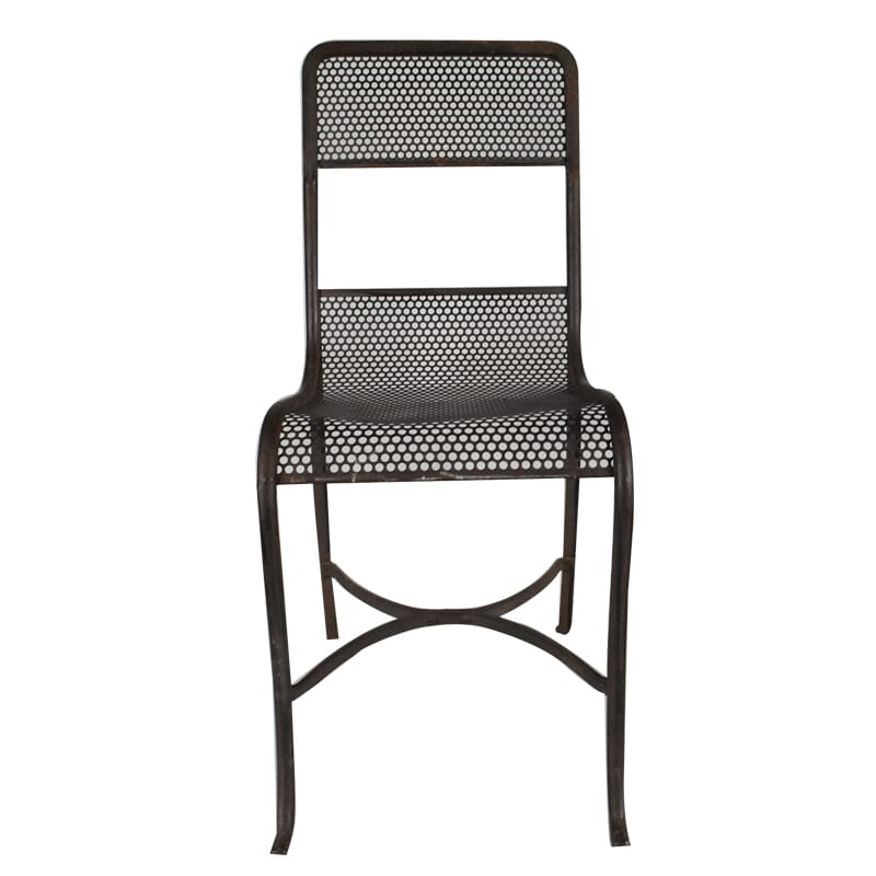 Maddox Iron Chair