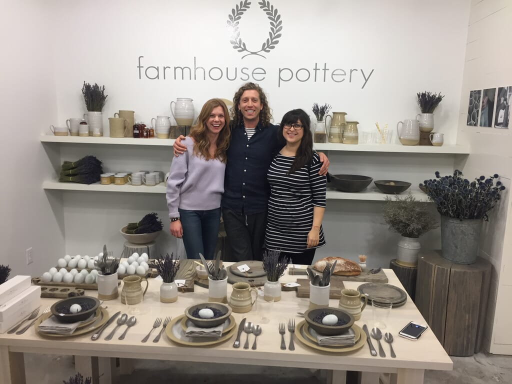 Introducing Farmhouse Pottery August Haven
