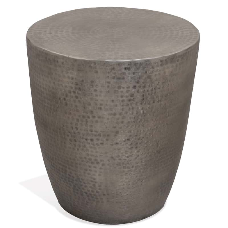Drum Side Table Sale Tables August Haven