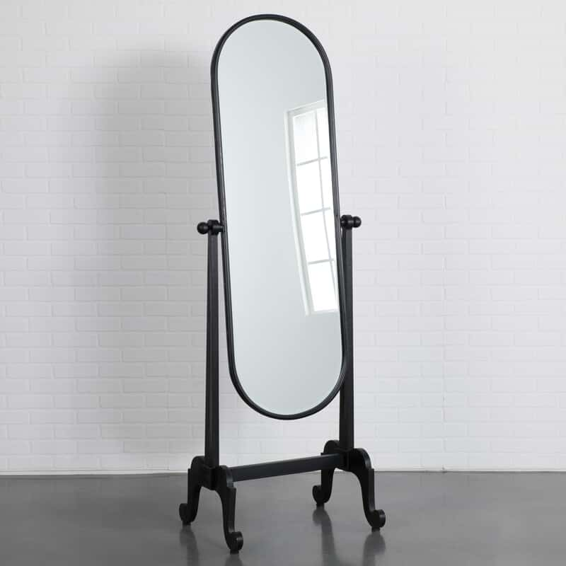 Metal Framed Mirror   Mirrors   August Haven Furniture, Home Décor ...