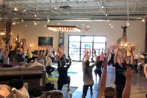 Free yoga class with Grace Yoga Studio
