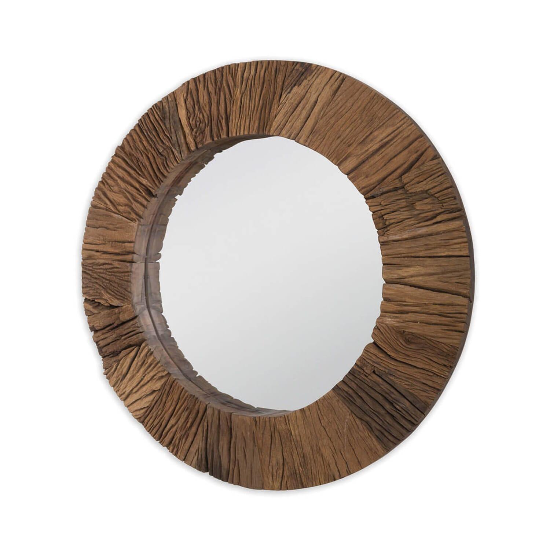 Reclaimed Wood Mirror Mirrors