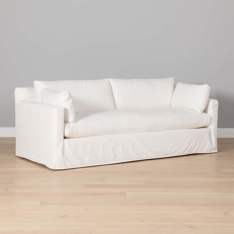 Sylvie Slipcover Sofa Furniture, Slipcover Sofa Furniture