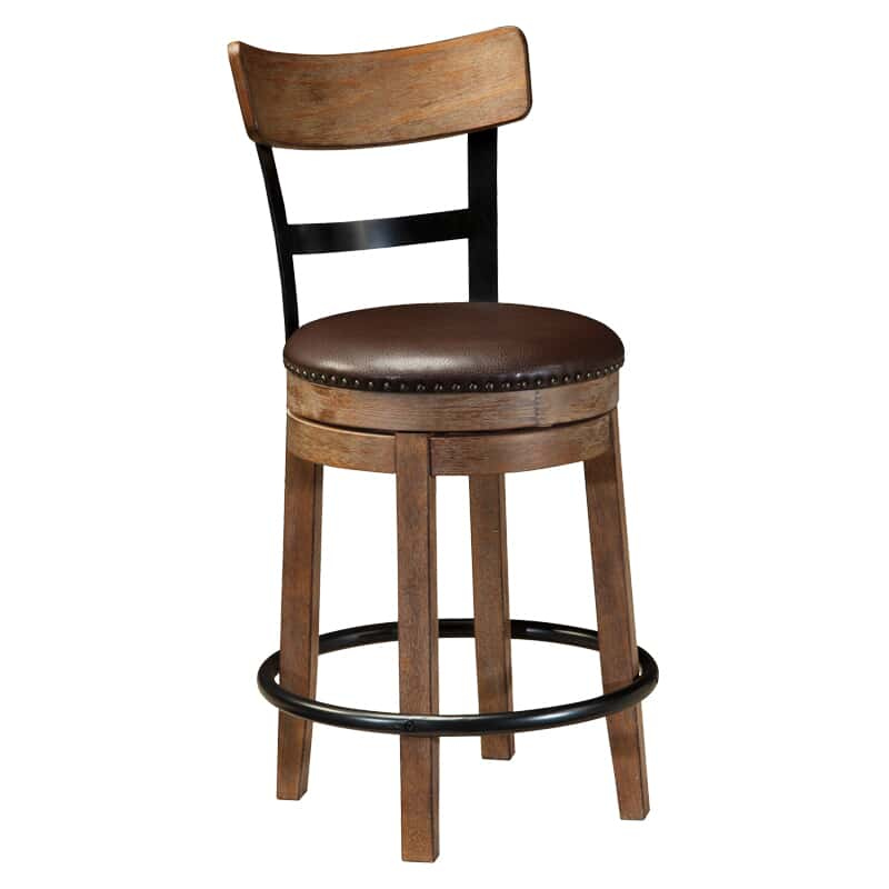 Miraculous Pinnadel 24 Swivel Barstool Onthecornerstone Fun Painted Chair Ideas Images Onthecornerstoneorg