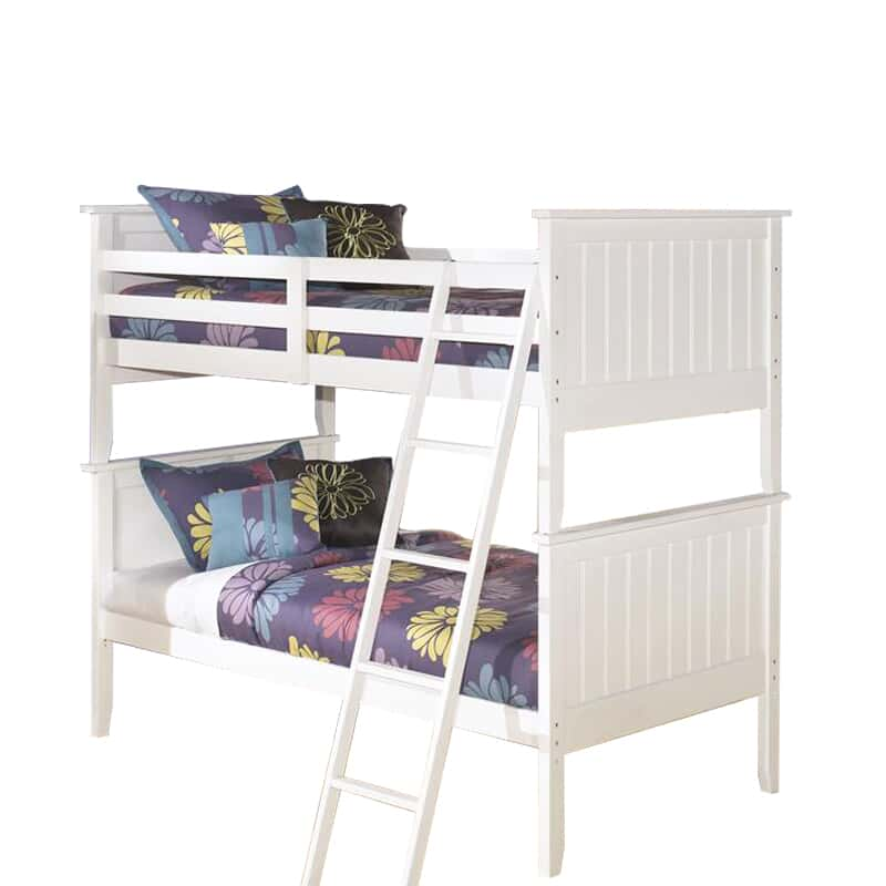 Lulu Twin Twin Bunk Best Sellers Youth Bedroom Wg R Furniture