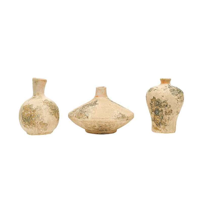 S3 Cream Vases Accessories Wgr Furniture