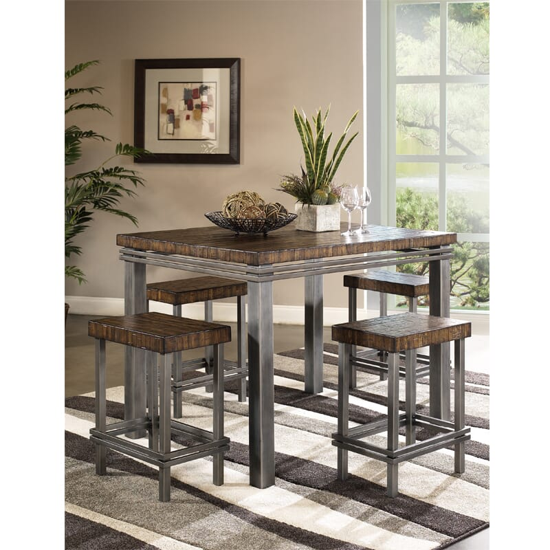 Room Store Dining Room Sets: Store 5-Pc. Dining Package