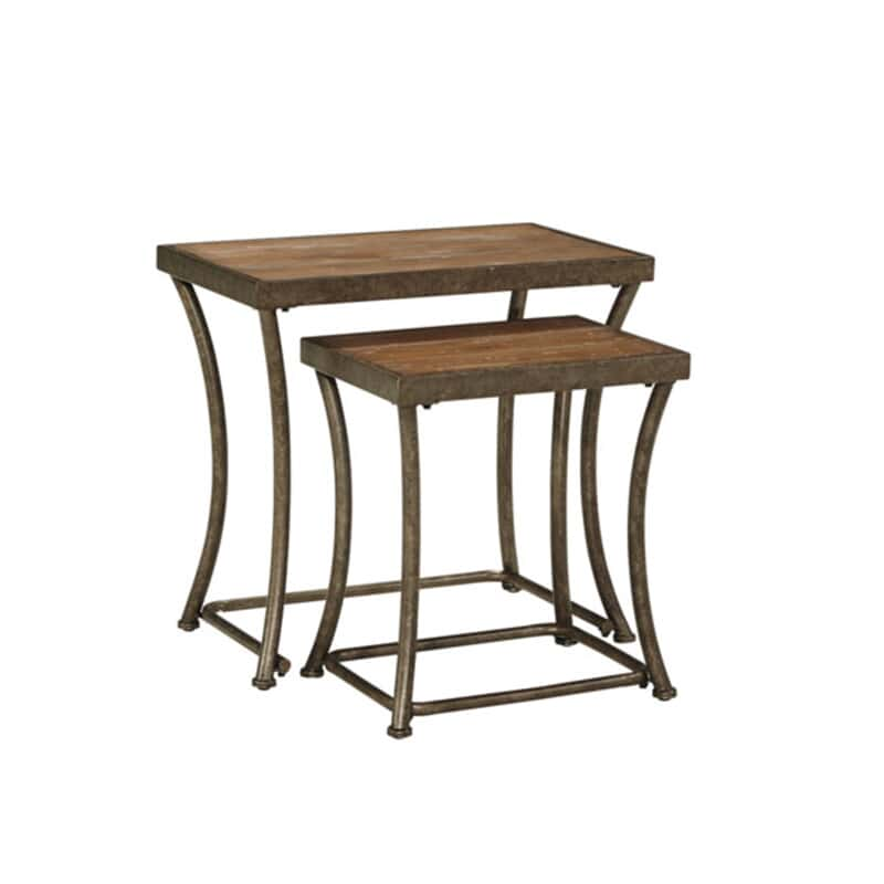 Nan nesting tables closeout coffee end tables wgr furniture nan nesting tables watchthetrailerfo