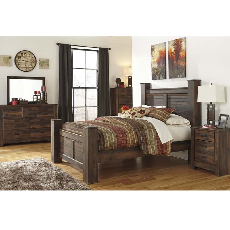 Walter Queen 7 Pc Bedroom Package Bedroom Sets Sale Wg R