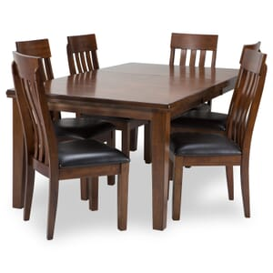 Ralene 6 Pc Dining Package Sale Dining Room Sets Wg