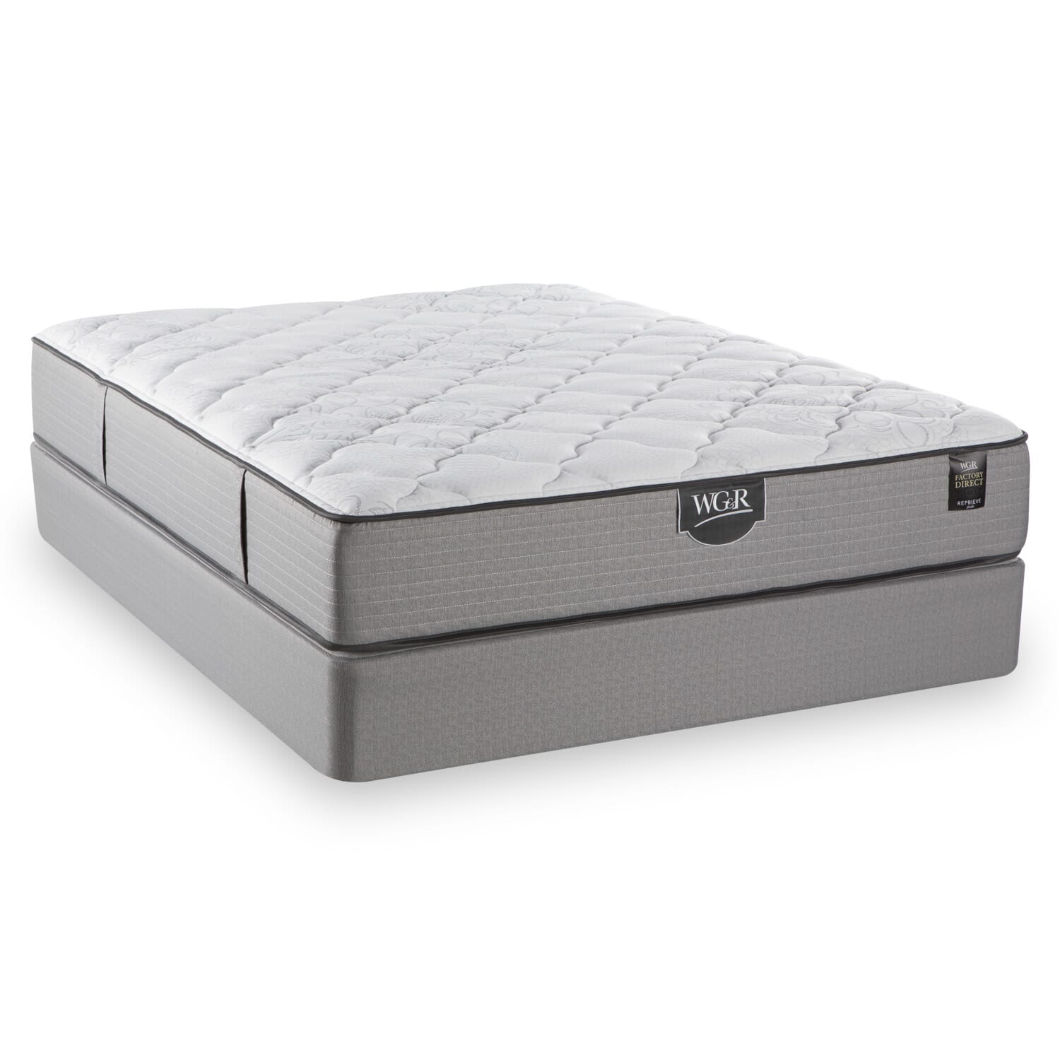Reprieve Plush King Mattress Mattresses Wg Amp R Furniture