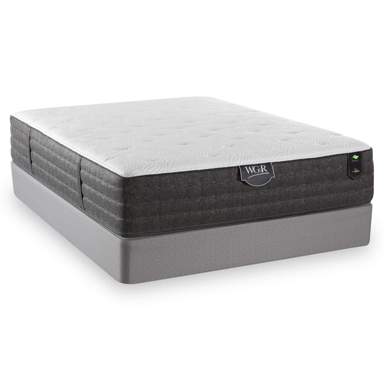 twin mattress. Ebony Hybrid Twin Mattress Twin Mattress