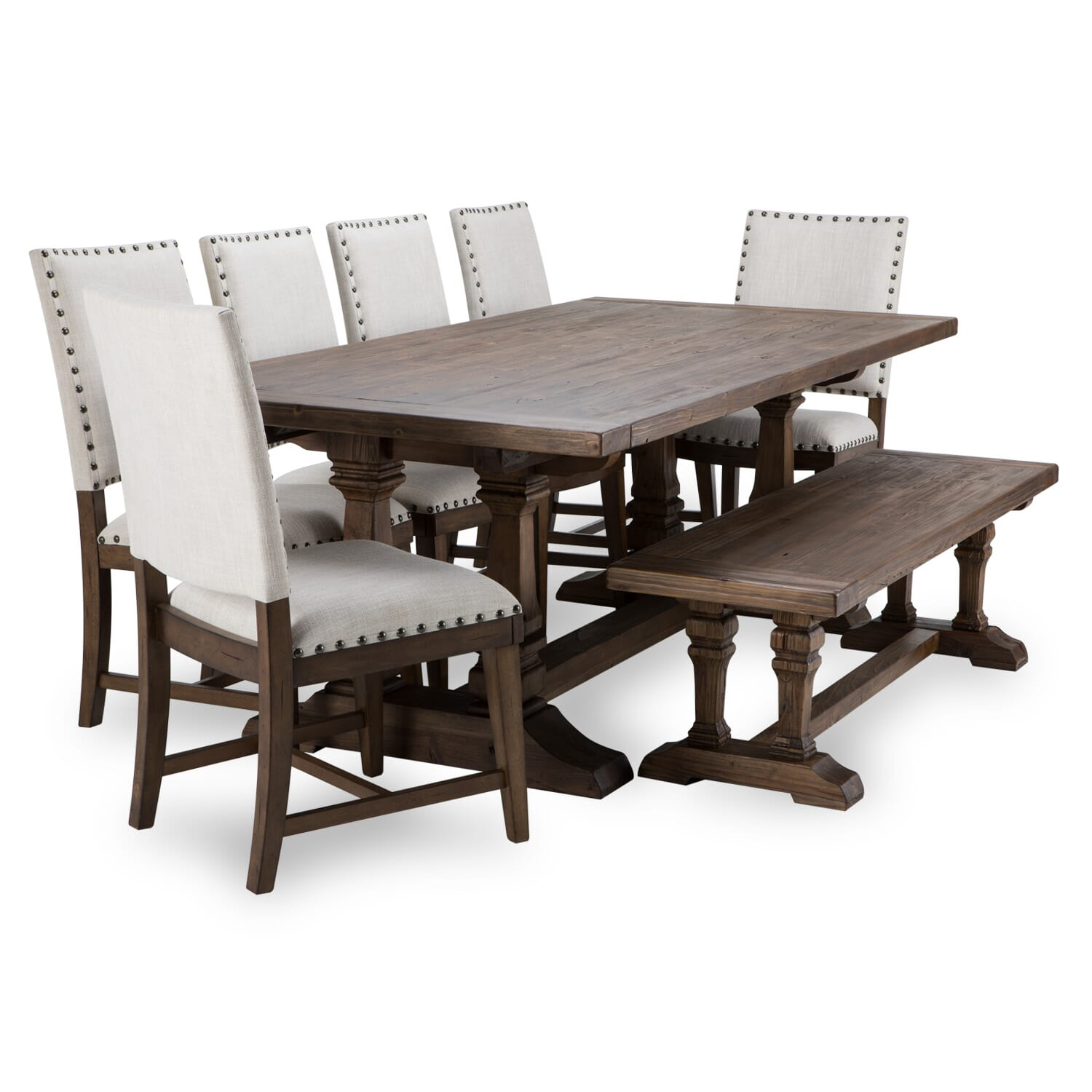Cypress Ii 8 Pc Dining Package
