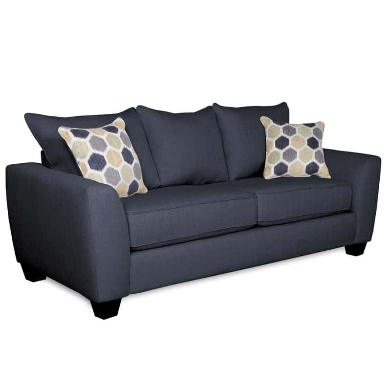 Downtown Blue Sofa