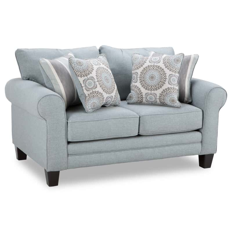 Miraculous Ainsley Loveseat Pabps2019 Chair Design Images Pabps2019Com