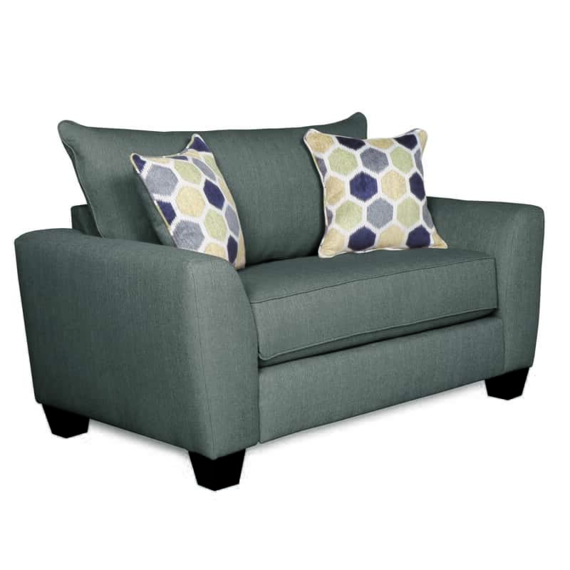 Downtown Gray Twin Sleeper Chair