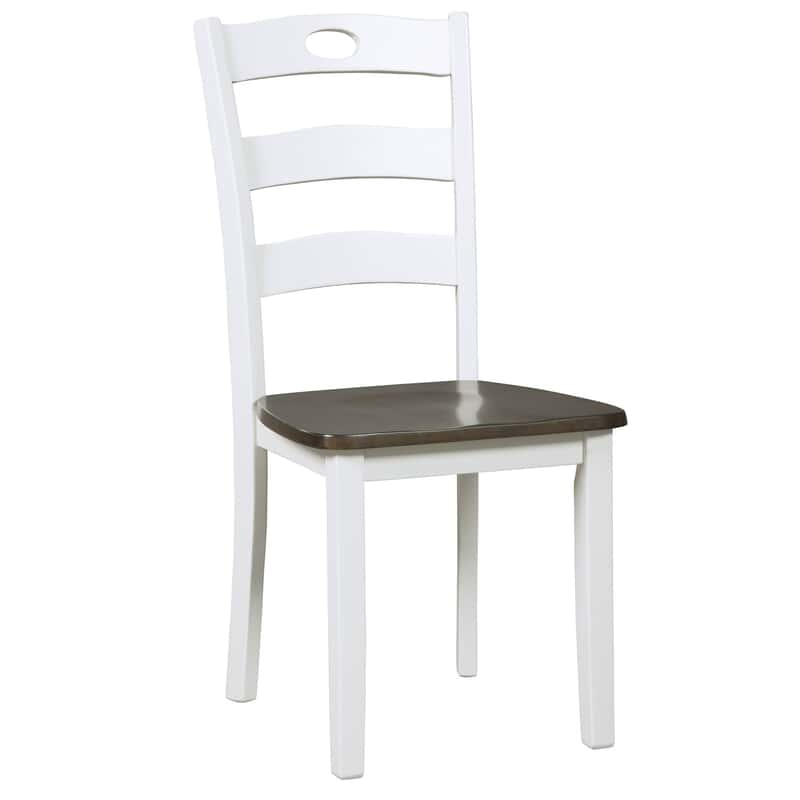 Fabulous Bristol White Side Chair Gmtry Best Dining Table And Chair Ideas Images Gmtryco