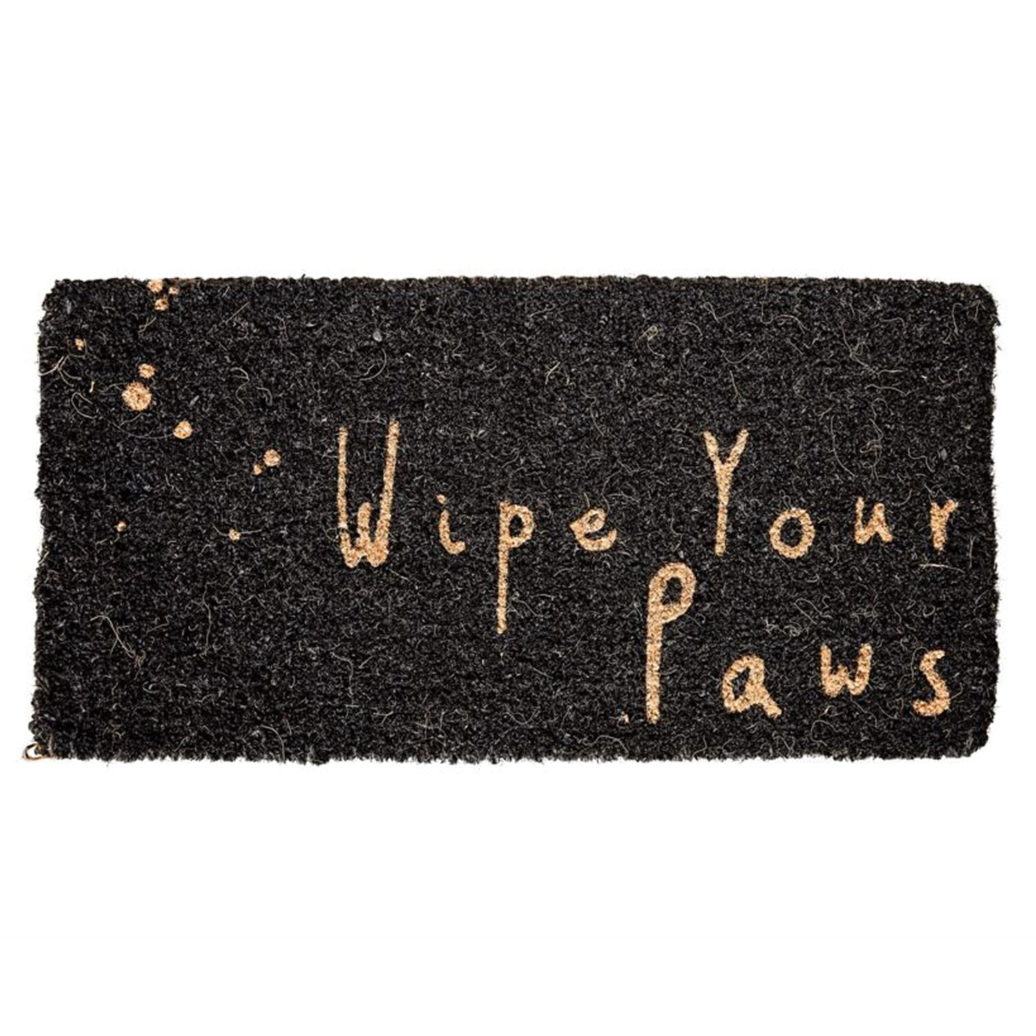 Wipe Your Paws Doormat Rugs Wg Amp R Furniture