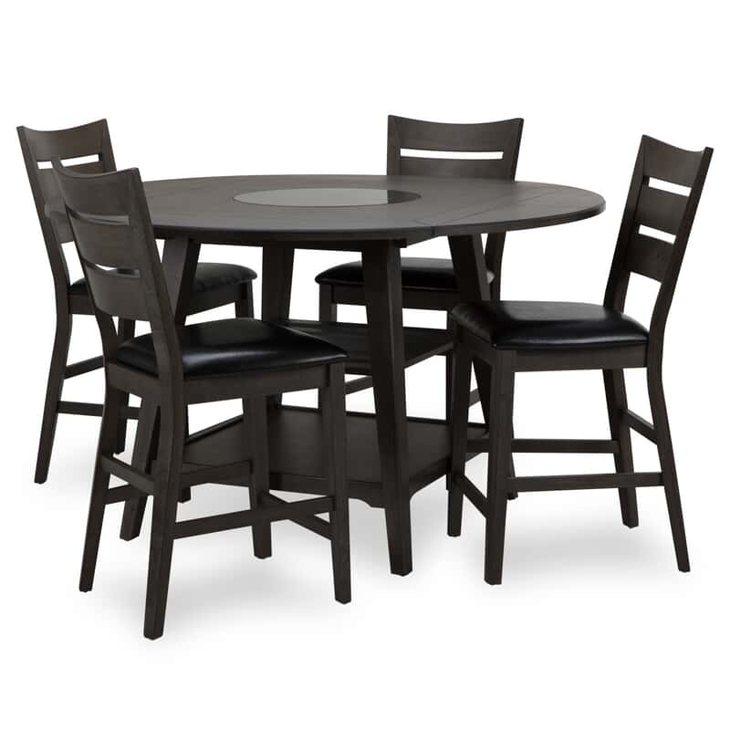 Reagan 5 Pc Counter Height Dining Set Dining Room Sets Wgr