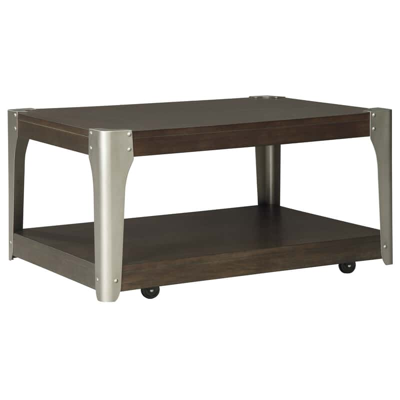 ba55e3ab03 Metro Cocktail Table | Closeout, Coffee & End Tables, Tables | WG&R  Furniture