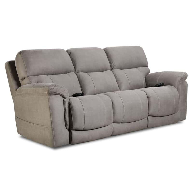 Dover Dual Power Reclining Sofa Reclining Sofas Sale Wg R Furniture