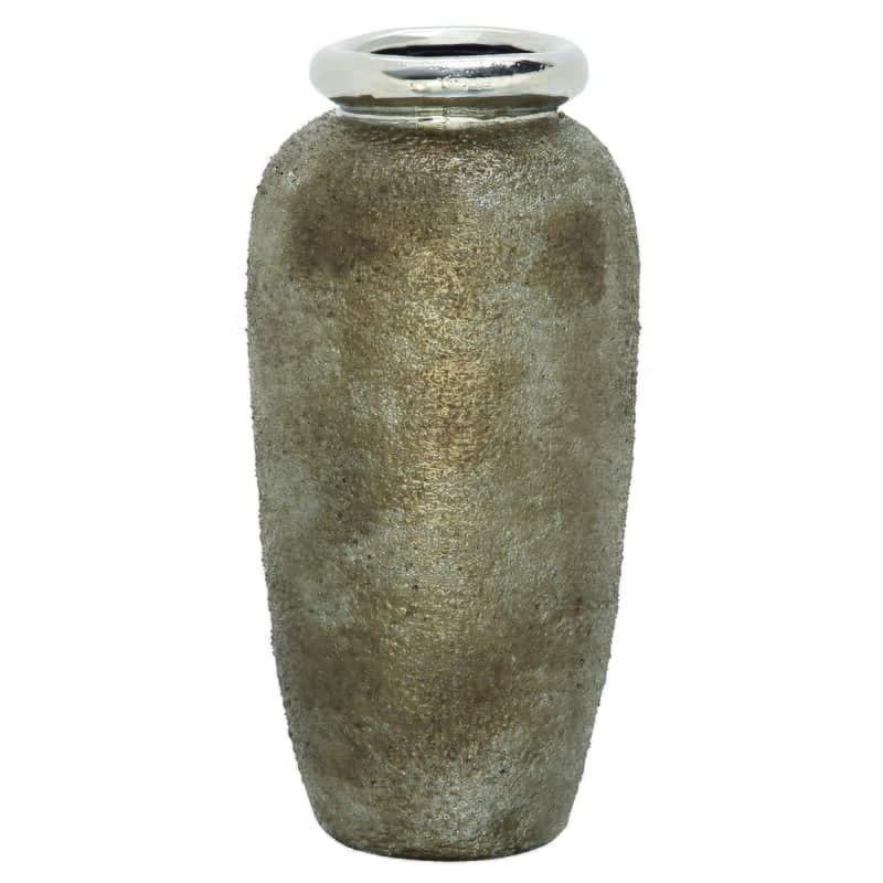 Metallic Vase Tall Accessories Wgr Furniture