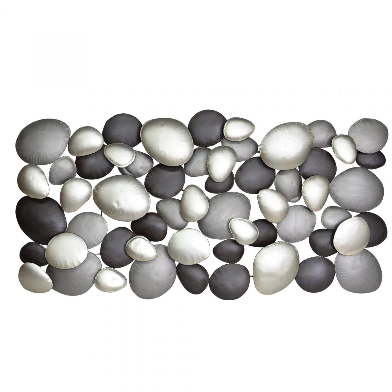 Pebble Metal Wall Decor