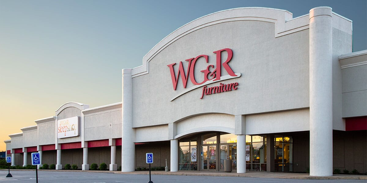 wg&r story | mattress & furniture stores in wisconsin