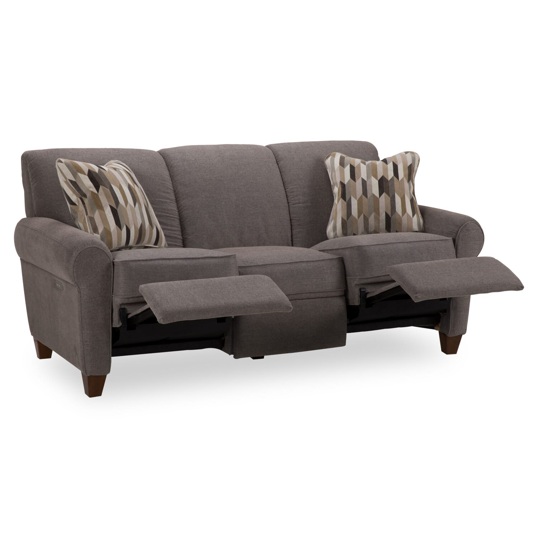 Bennett Power Reclining Sofa Reclining Sofas Sale Wg