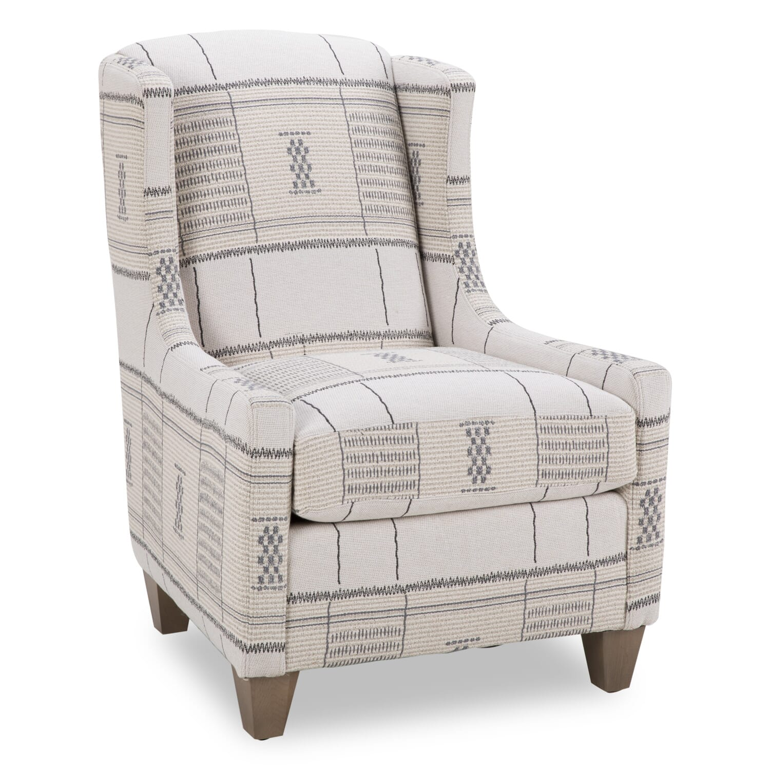 Clive Wing Chair Closeout Chairs Chairs Amp Ottomans