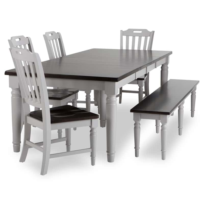 Jessie 6 Pc Dining Package Dining Room Sets Wg R Furniture