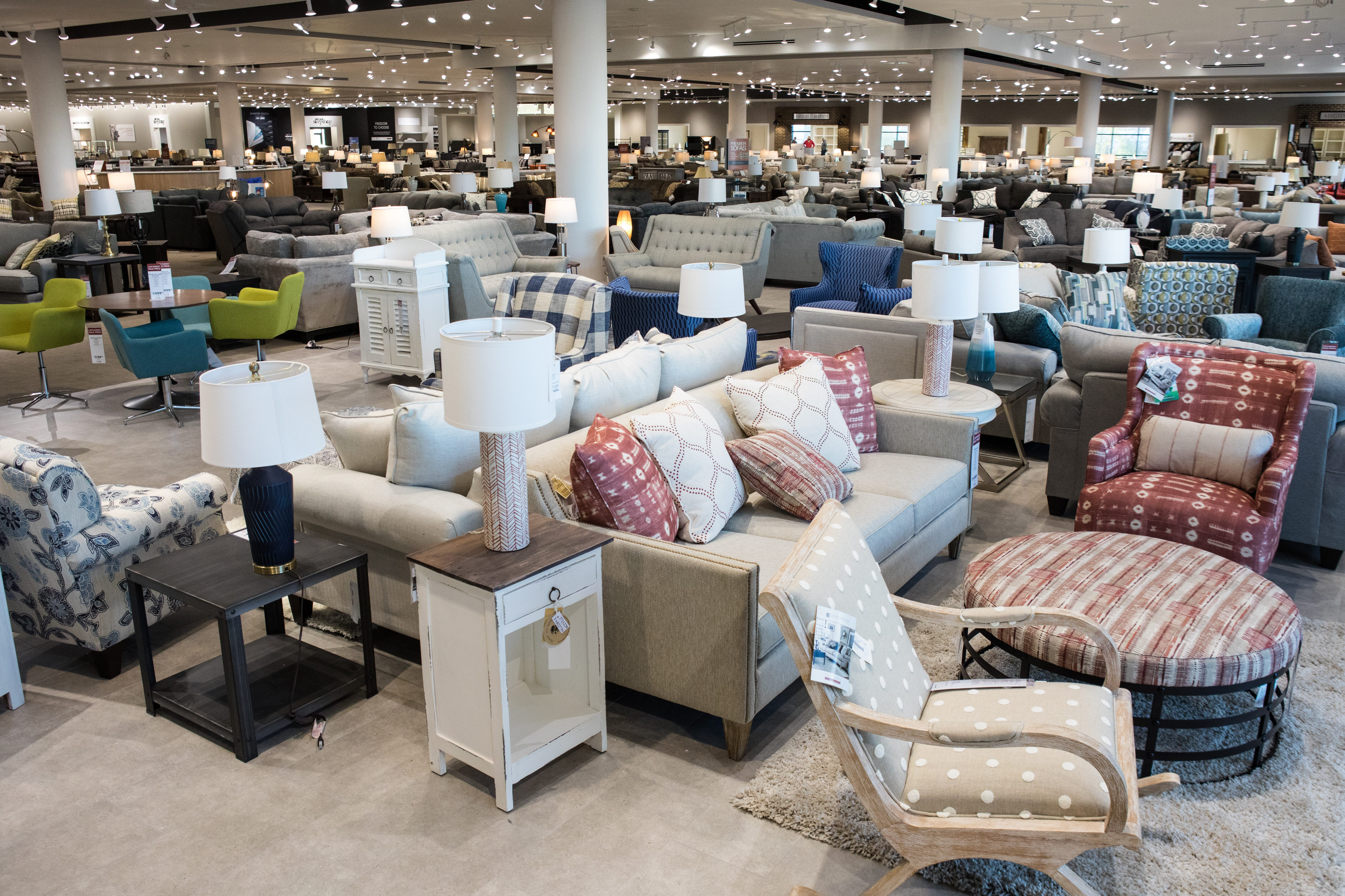 A Look Inside Our New Appleton Store Wg R Furniture