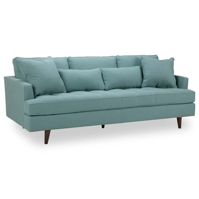 Mcm Turquoise Sofa