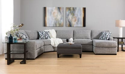 A Sectional For Every Style