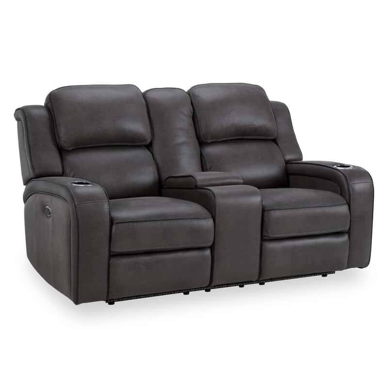 Incredible Slein Power Reclining Loveseat Pabps2019 Chair Design Images Pabps2019Com