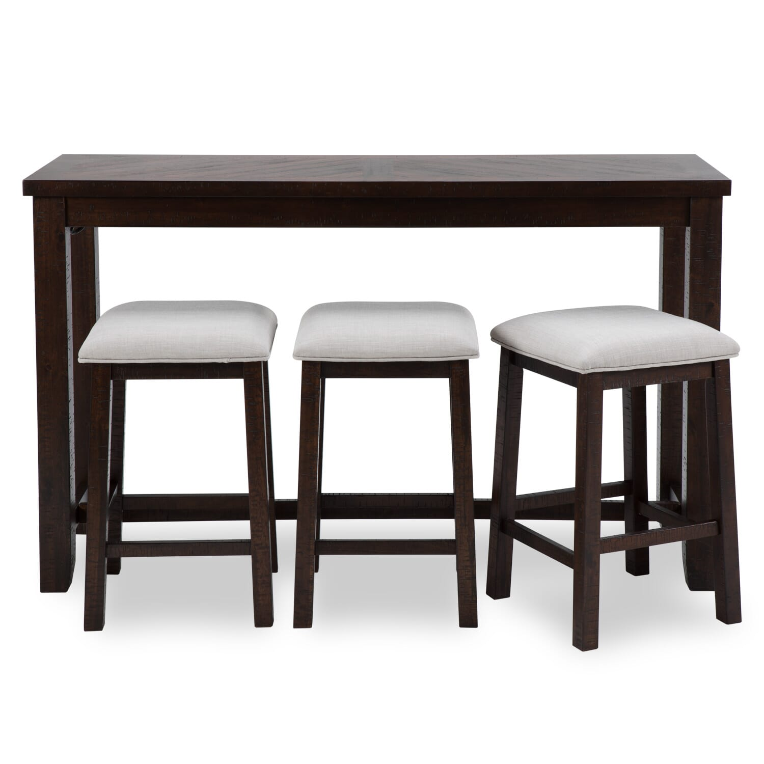 Dasher Table With Stools Console Tables Sale Wg Amp R