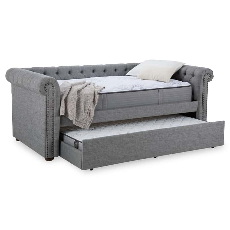 Miraculous Domain Daybed W Trundle Caraccident5 Cool Chair Designs And Ideas Caraccident5Info