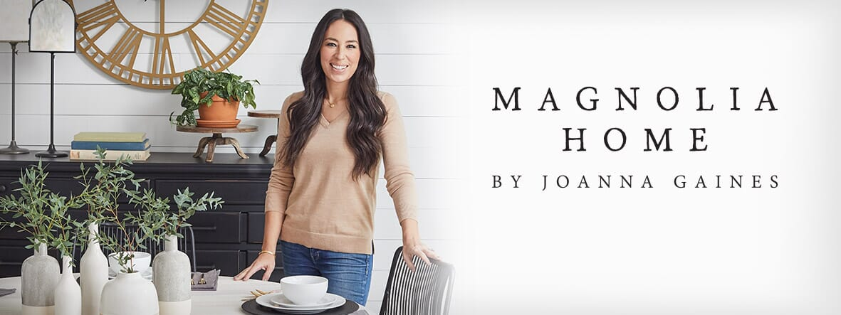 Magnolia Homes by Joanna Gaines