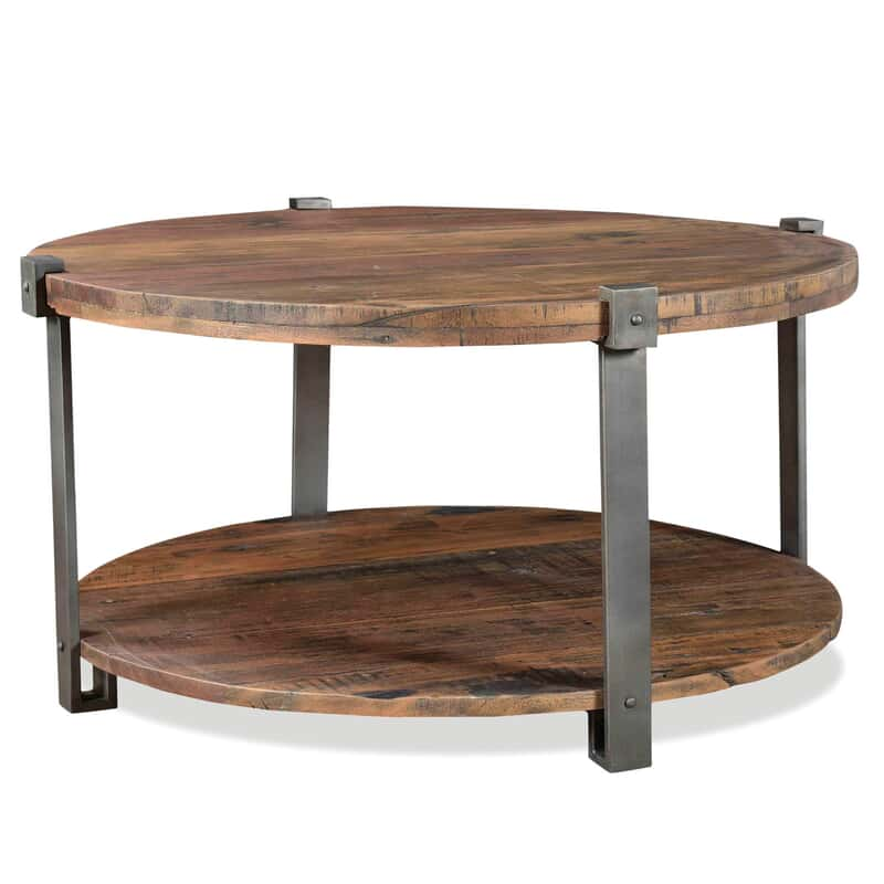 Peaksview Round Coffee Table
