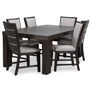 Lance 7 Pc Dining Set