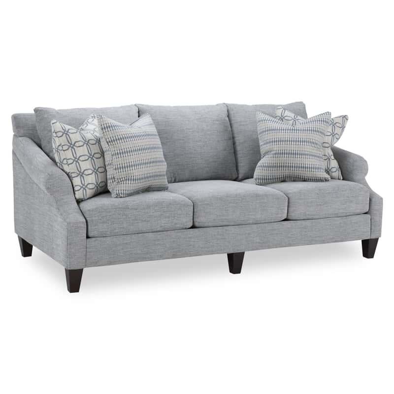Wondrous Seafoam Xl Sofa Cjindustries Chair Design For Home Cjindustriesco
