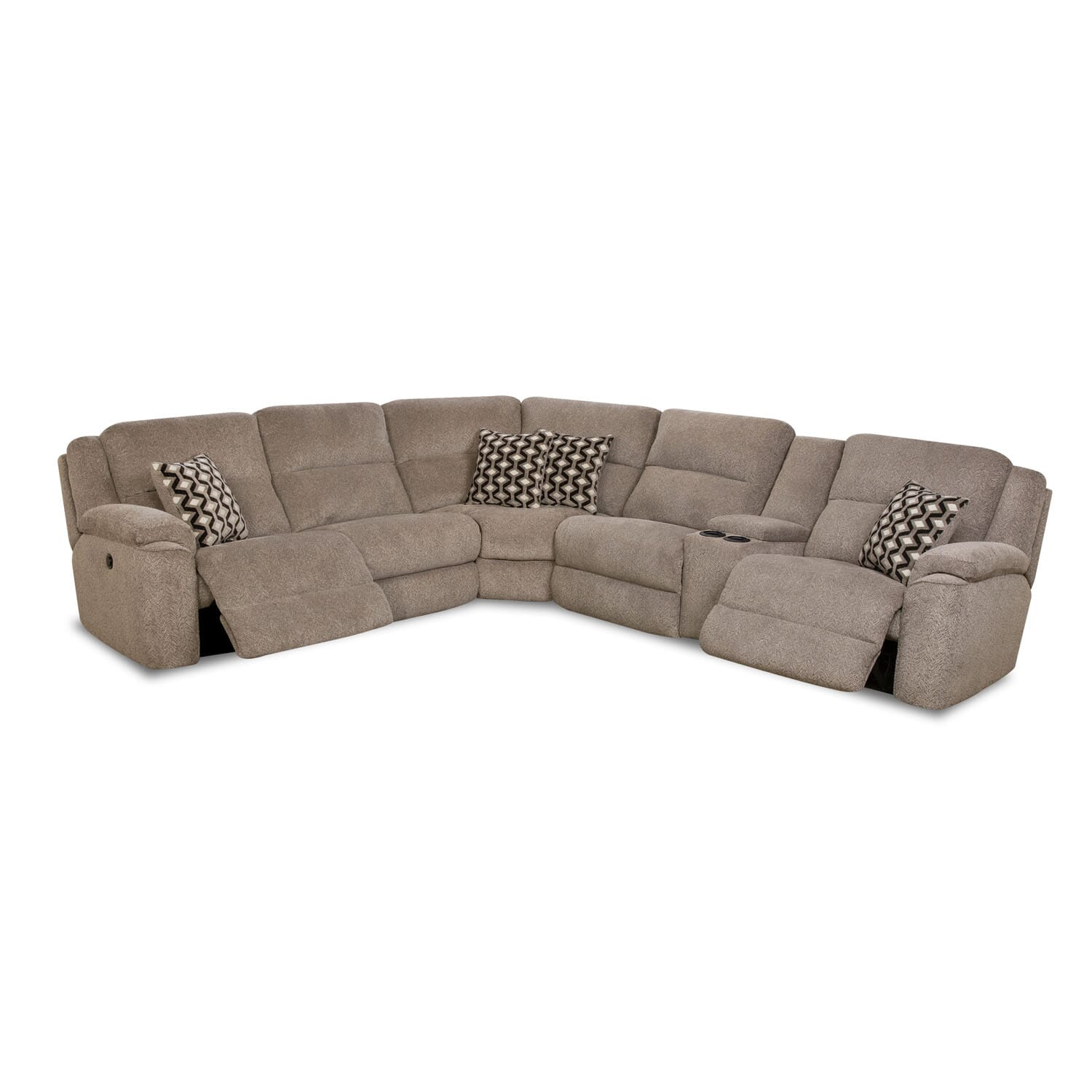 July 3-Pc. Power Reclining Sectional