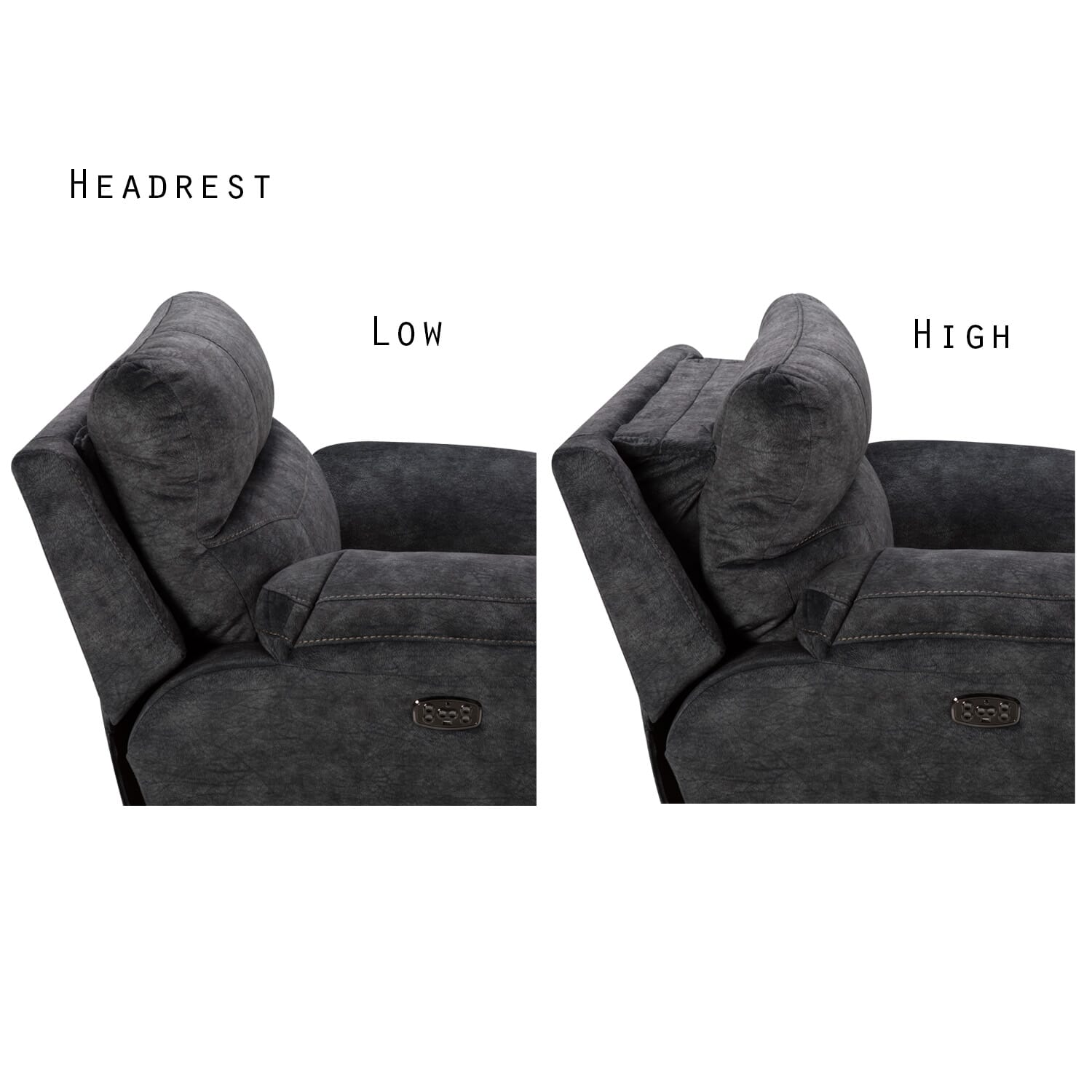 Misu Power Recliner And A Half Chairs Sale Wg Amp R Furniture