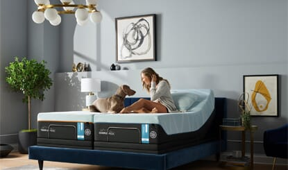WHY CHOOSE TEMPUR-PEDIC?