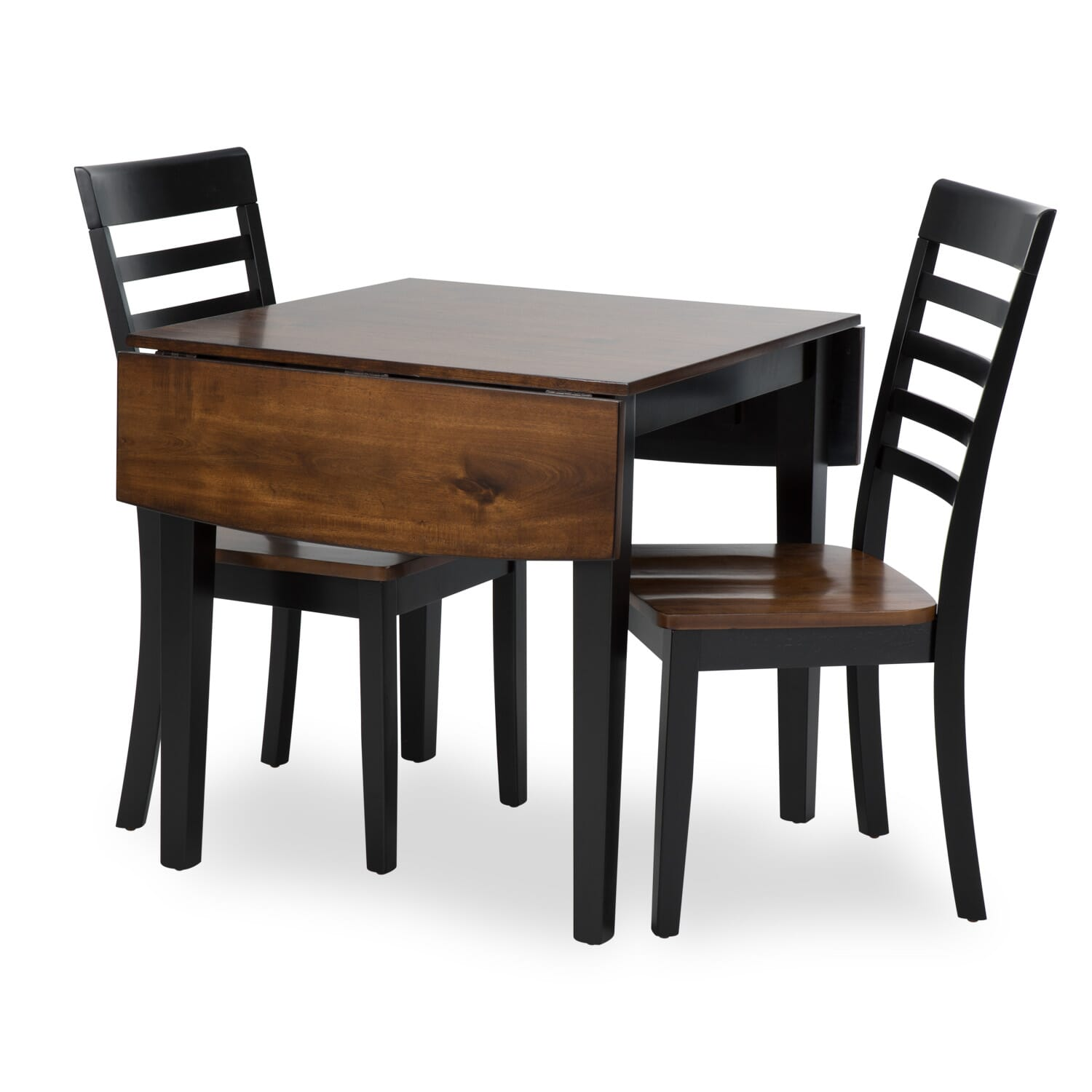Coffee House 3 Pc Dropleaf Dining Set Sale Dining Room
