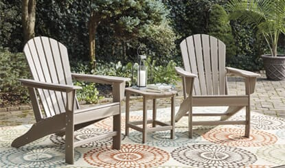 25% Off All Outdoor Furniture