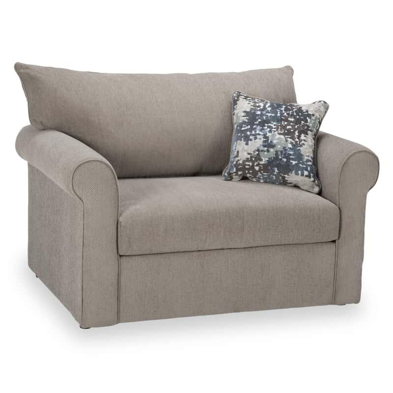 Brilliant Sari Ii Twin Sleeper Cjindustries Chair Design For Home Cjindustriesco