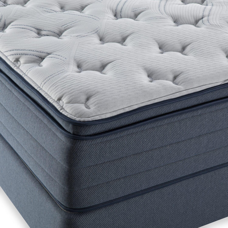 Olney Pillow-Top Queen Mattress | Mattresses | WG&R Furniture