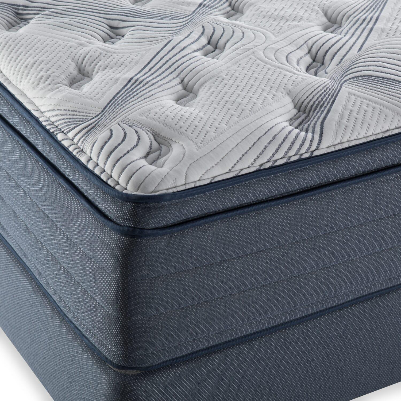 Tamworth Pillow-Top Queen Mattress | Mattresses | WG&R ...