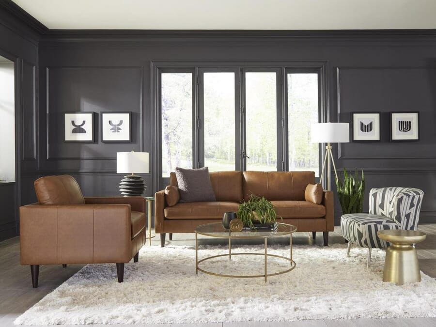 Tips For Cleaning Leather Sofas